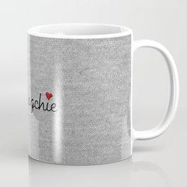 Frogchie French Bulldog Coffee Mug
