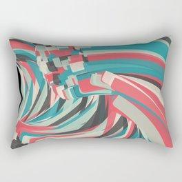 Chaos And Order Rectangular Pillow
