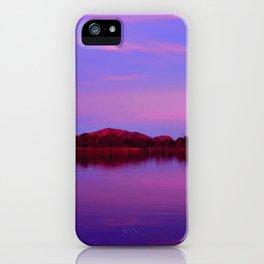 Pinks of Lake Kununurra iPhone Case