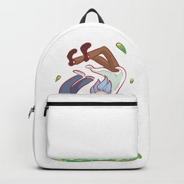 Rick touch Backpack