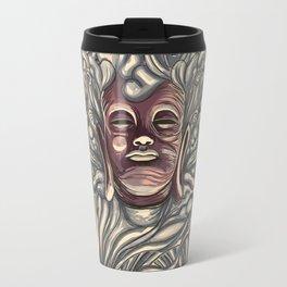 Buddha Bath Travel Mug