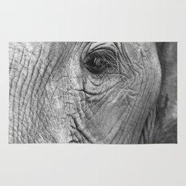 Elephant's watch Rug