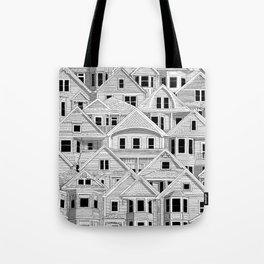Vancouver Heritage Tote Bag
