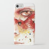 cardinal iPhone & iPod Cases featuring Cardinal  by Chelsea Brouillette