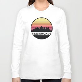 Richmond Skyline Long Sleeve T-shirt