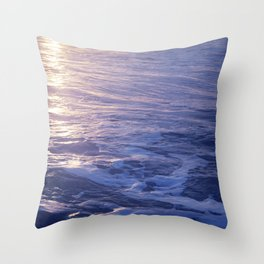Moonrise Sea, 2 Throw Pillow