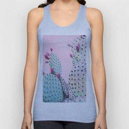 Pink Crush Cactus I Unisex Tank Top