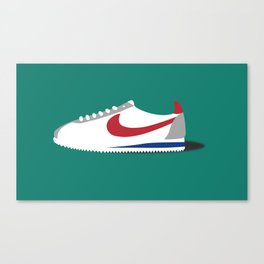 Oldschool Canvas Print