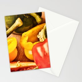 Peppered 4 Stationery Cards