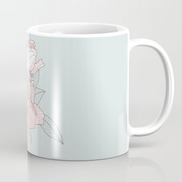 GARDENIA - Mint Coffee Mug