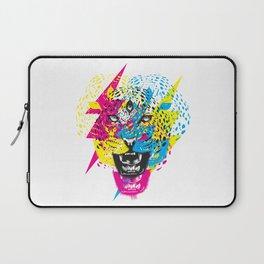 Wild Meow by Julao Laptop Sleeve