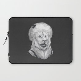 The Barbershop – Lion Edition Laptop Sleeve