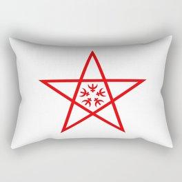 flag of nagasaki Rectangular Pillow