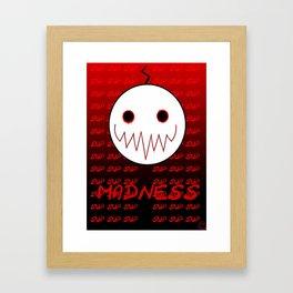 Cryaotic - Madness Framed Art Print