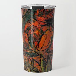 In the djungle Travel Mug