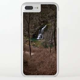 Slap Virje View From Above Clear iPhone Case