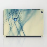 feather iPad Cases featuring feather by Ingrid Beddoes