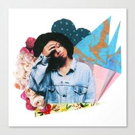 BLOOM 33 Canvas Print