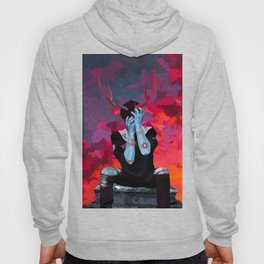 Bleeding From Heartbreak Hoody