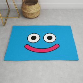 Dragon Quest's Slime Rug
