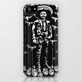 Zapata lives iPhone Case