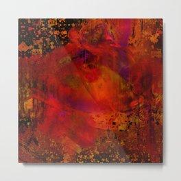 Oran 6 Metal Print