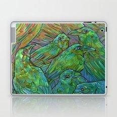 Illustration ; Birds Laptop & iPad Skin