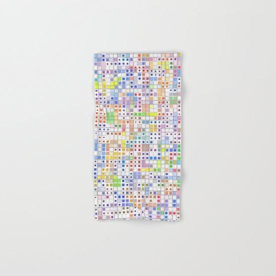 Mosaic #9 Hand & Bath Towel
