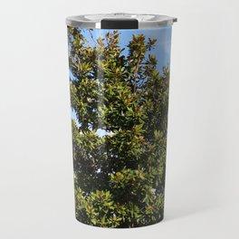 Southern Magnolia Tree Travel Mug