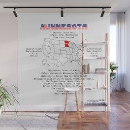 Minnesota Wall Mural