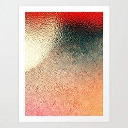 Ice Shield Art Print