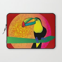 Toucan - Red Laptop Sleeve
