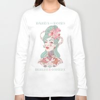 bands Long Sleeve T-shirts featuring 2015 Bands for Boobs Benefit Concert by Bands for Boobs