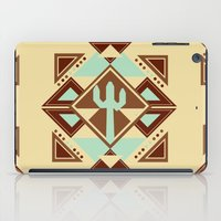 southwest iPad Cases featuring Southwest by S. Vaeth