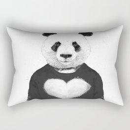Lovely panda Rectangular Pillow