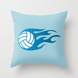 The Volleyball I Throw Pillow