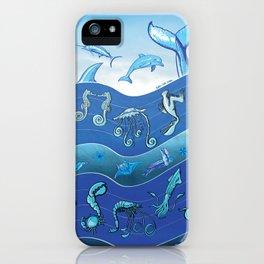 Ocean's Symphony iPhone Case