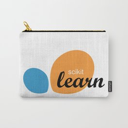 scikit-learn -- machine learning in Python Carry-All Pouch
