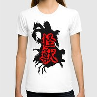 kaiju T-shirts featuring Kaiju Japan by PCRK