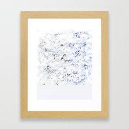 Let's Jump in Puddles Framed Art Print