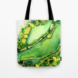 Elemental Earth Flow Tote Bag