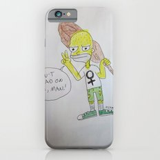 Bootleg Series: Meggie Sampson the cavewoman Slim Case iPhone 6s