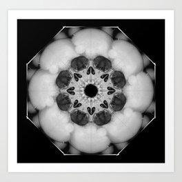 Fetal Flower 1 Art Print