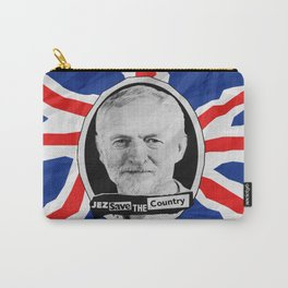 Jez Save The Country! Carry-All Pouch