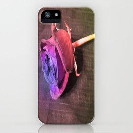 Rose #6 iPhone Case