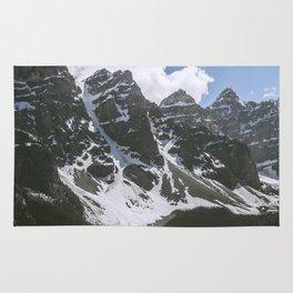 Man and Mountain Rug