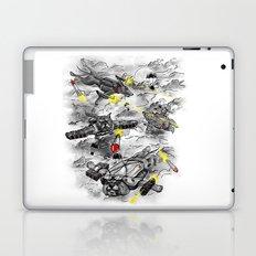 Dog Fight Laptop & iPad Skin