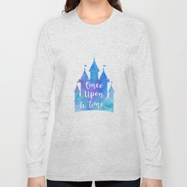Once Upon A Time Castle Long Sleeve T-shirt