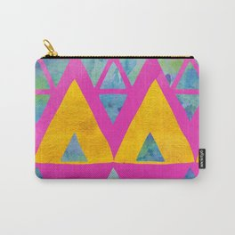 Triangle Jangle Carry-All Pouch