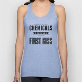Chemicals Unisex Tank Top